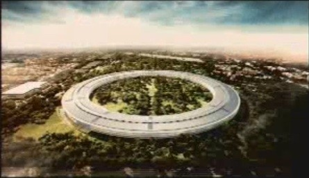 apple-campus-spaceship