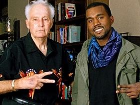 Kanye and Evel