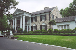 Autism Light: Graceland Mansion